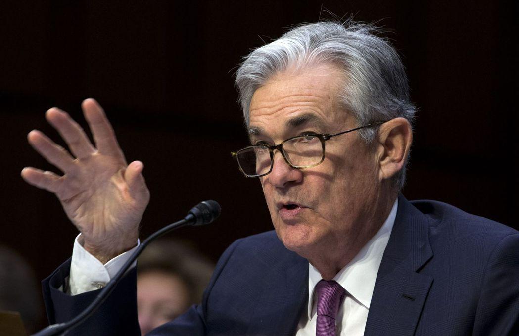 聯準會主席鮑爾本周表示,短期利率已重回掌握。美聯社