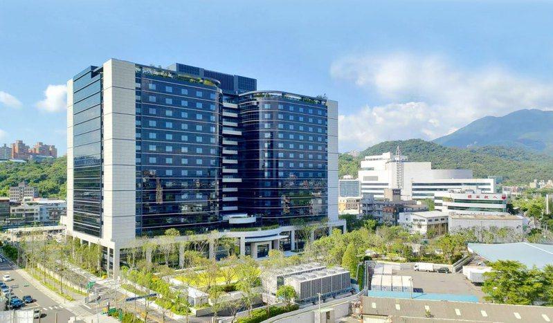 華碩位於關渡的企業總部新建之立功大樓本週正式宣告啟用。 圖/華碩提供