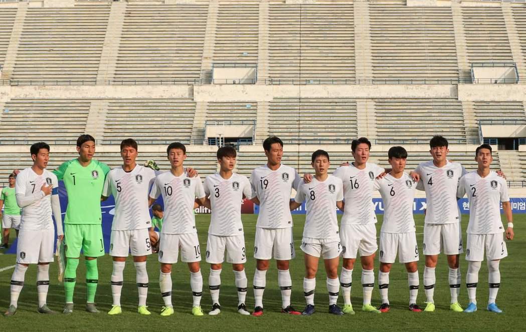 南韓男子足球隊14日遠征黎巴嫩貝魯特,與地主隊進行世界杯足球賽亞洲區資格賽第5輪...