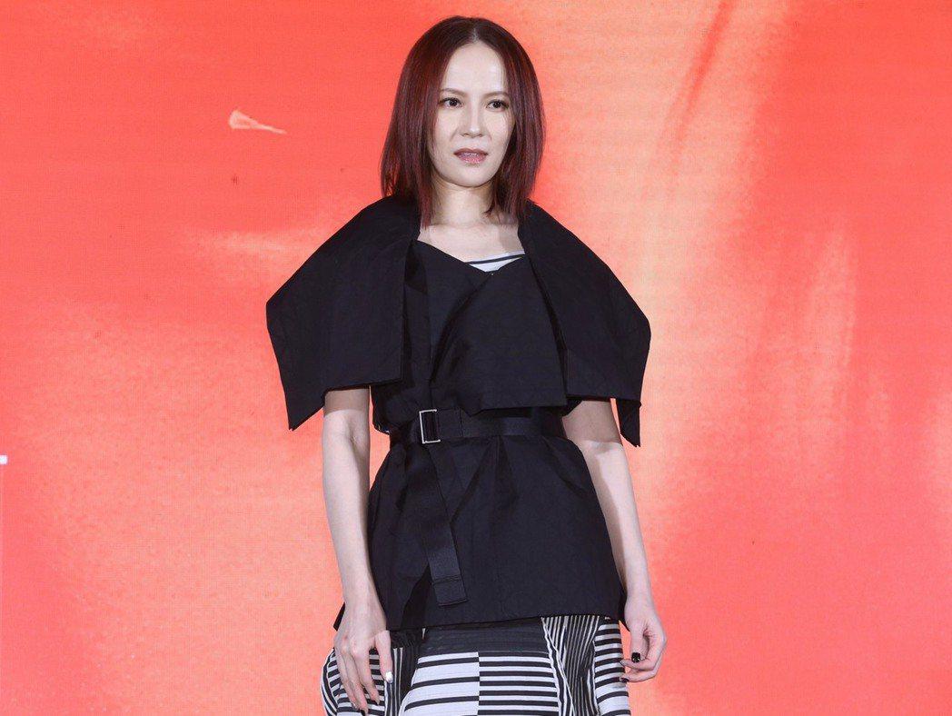 楊乃文暌違3年推出新專輯。記者徐兆玄/攝影
