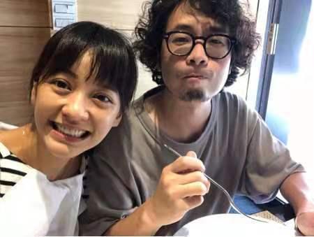 陳意涵與老公許富翔拍完真人秀「幸福三重奏」之後,最近在青島忙於拍攝新電影。圖/經