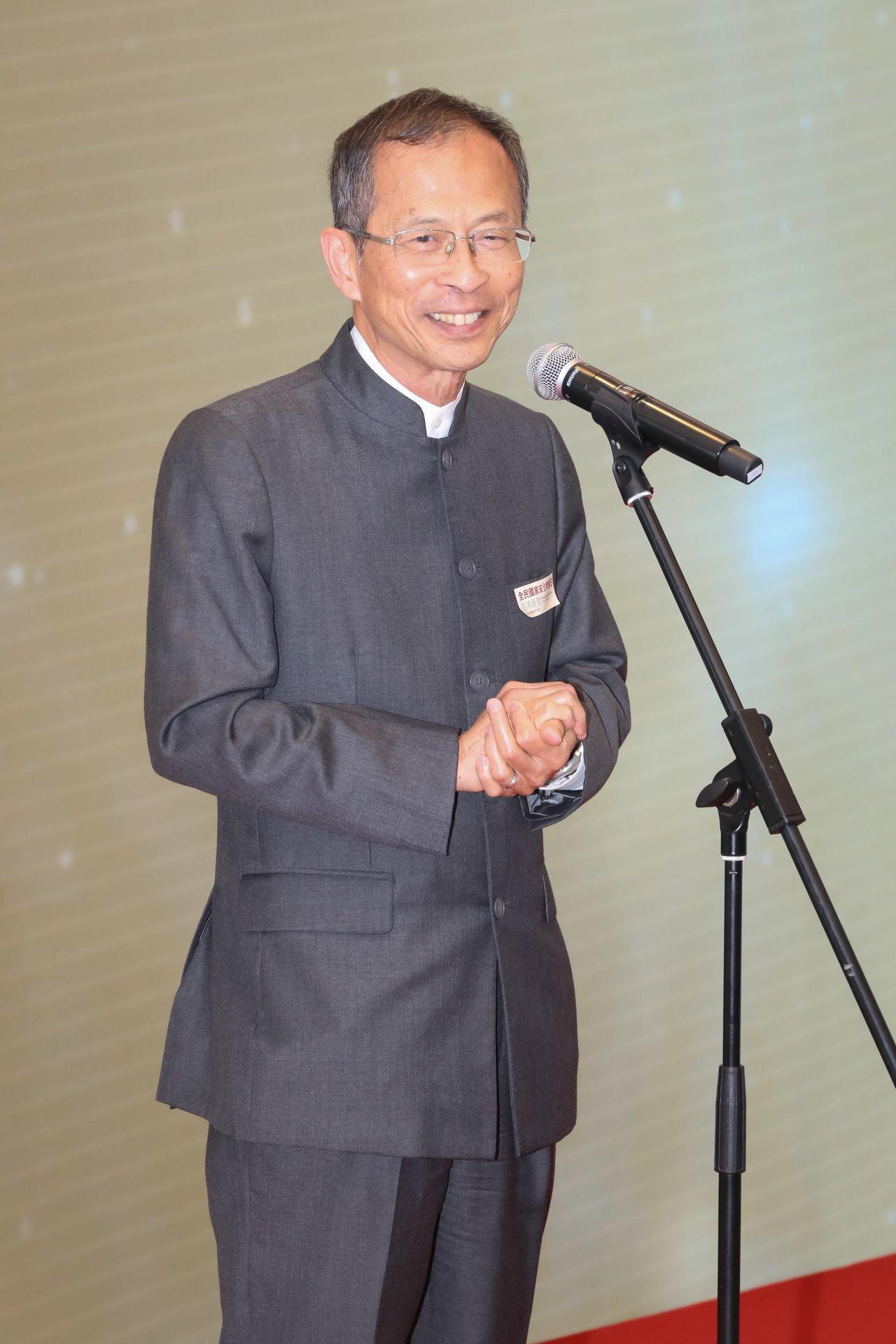 香港立法會前主席曾鈺成。圖╱中通社