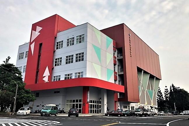 嘉市西區運動中心 將列前瞻2.0