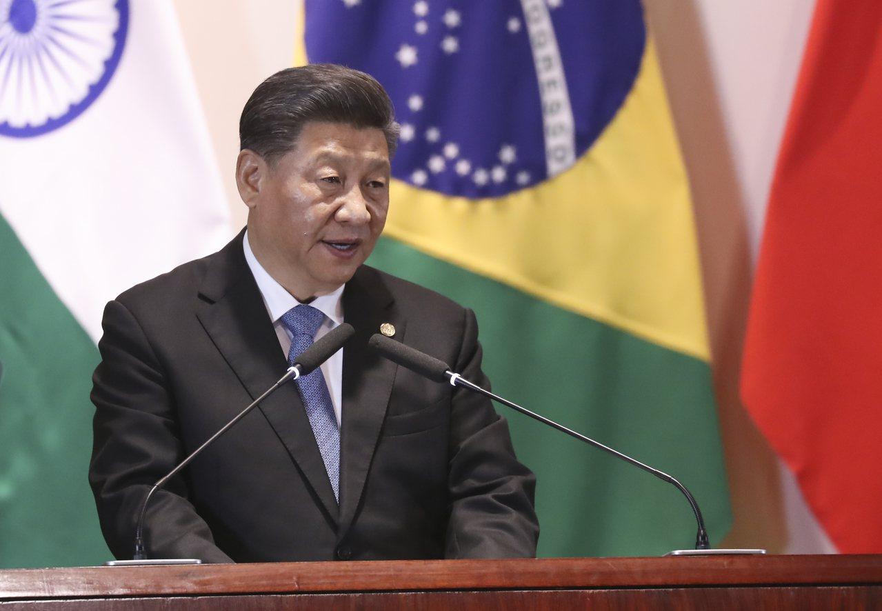 紐時取得的403頁文件,揭露中國國家主席習近平(見圖)等高層指示,促成再教育營建...