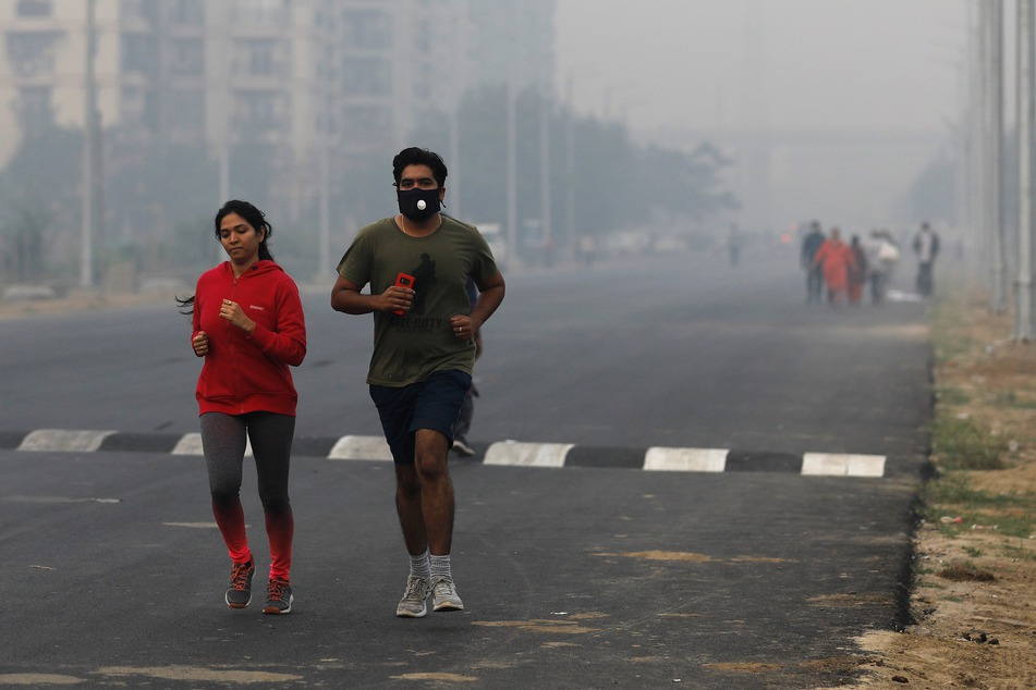 面對空氣品質,期待政府能夠再加把勁
