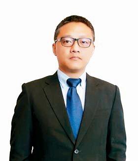 第一金全球AI精準醫療基金經理人常李奕翰。 圖/常李奕翰提供