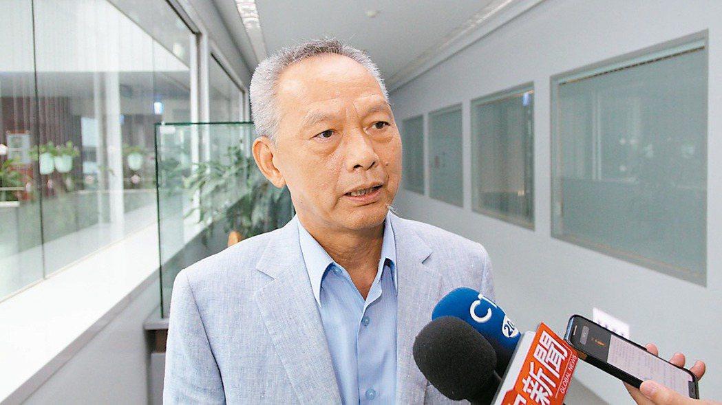 健和興董事長鄭克彬 報系資料照