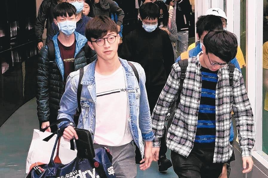 香港反送中情勢對台資金融業的影響,備受關注。 (本報系資料庫)