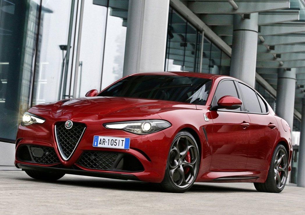 Alfa Romeo Giulia雖然迷人,但可靠度卻沒有預期中出色。 摘自Al...