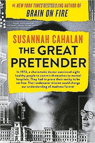 《超強偽裝者》作者/Susannah Cahalan。 圖/Grand Central Publishing提供