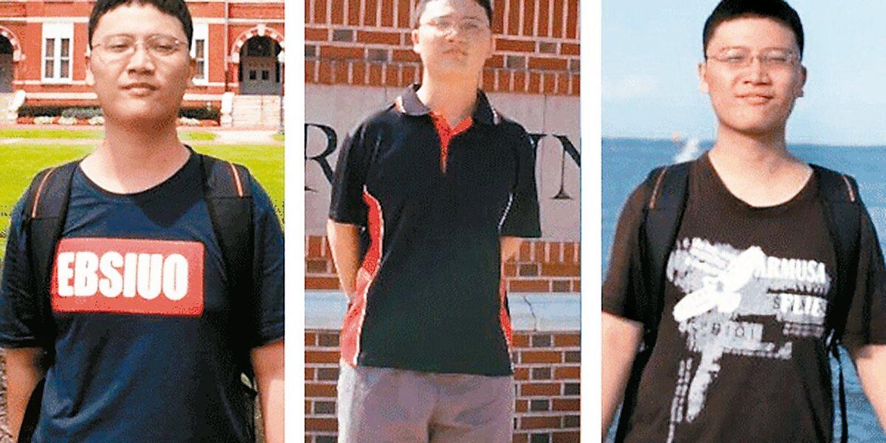 北科大資訊工程系學生賴致愷,7月赴美國阿拉巴馬州奧本大學當交換生,但8月19日開...