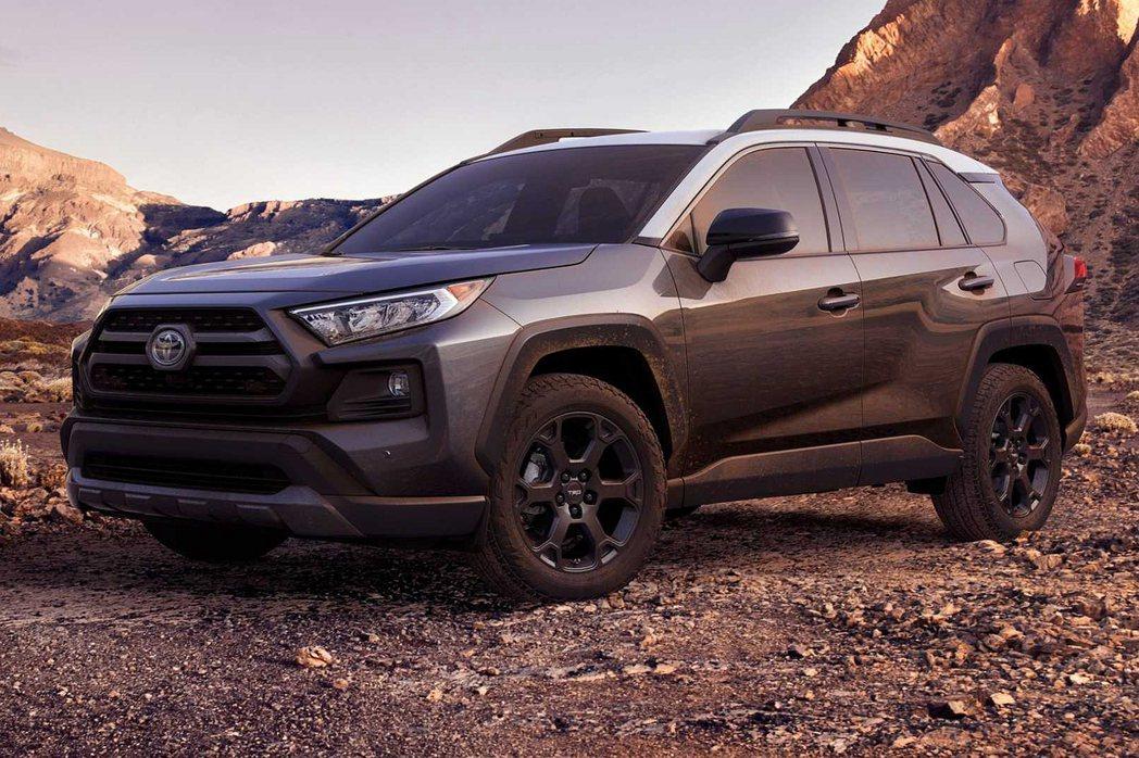 北美Toyota汽車日前宣布推出2020年式RAV4,在既有銷售車型中,再新增R...