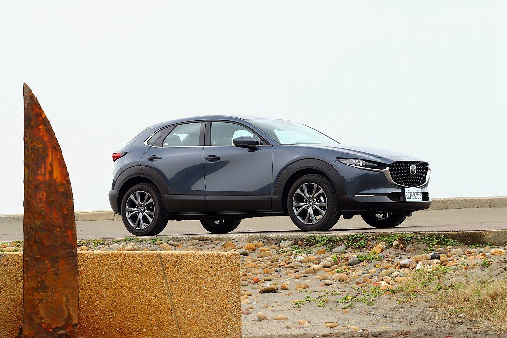 CX-30外觀延續動感的Mazda新世代「KODO:Soul of Motion...