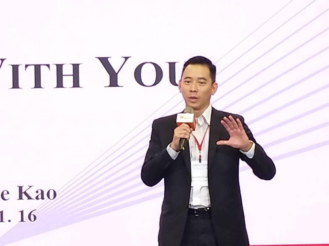 天富滙創辦人高士偉認為成功的新創團隊要理想與執行力並行不悖。