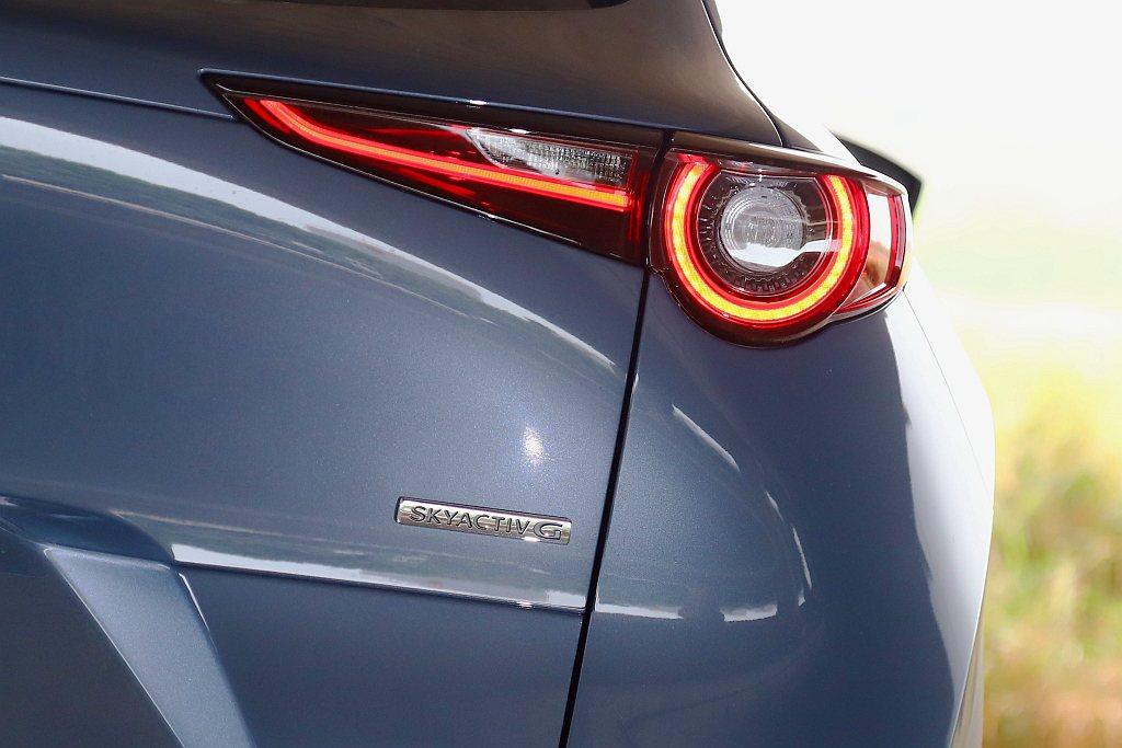Mazda CX-30在台灣市場目前僅提供2.0L SKYACTIV-G汽油單一...