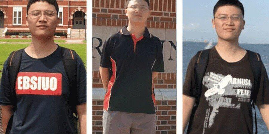 來自台灣,就讀於阿拉巴馬州奧本大學電腦工程系的21歲學生賴致愷(Chih-Kai...