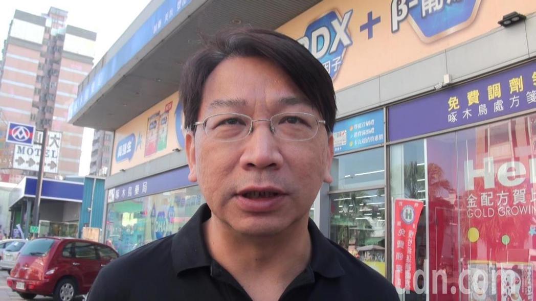 時代力量主席徐永明認為未來立院可能四黨不過半,民進黨和國民黨兩大黨之外,目前時力...