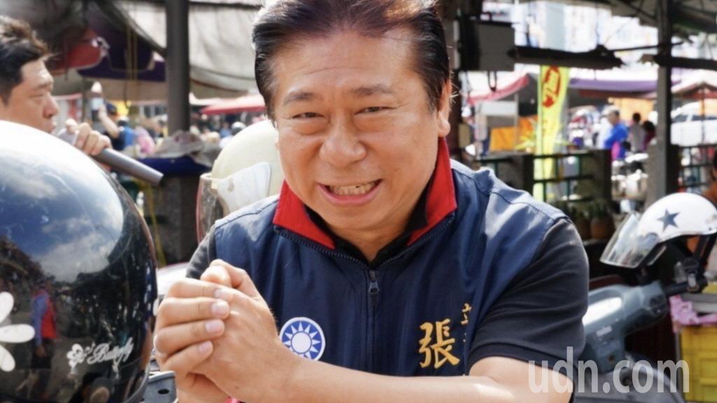 陸委會前主委張顯耀今在中央委員會的不分區立委名單投票遭否決。本報資料照片