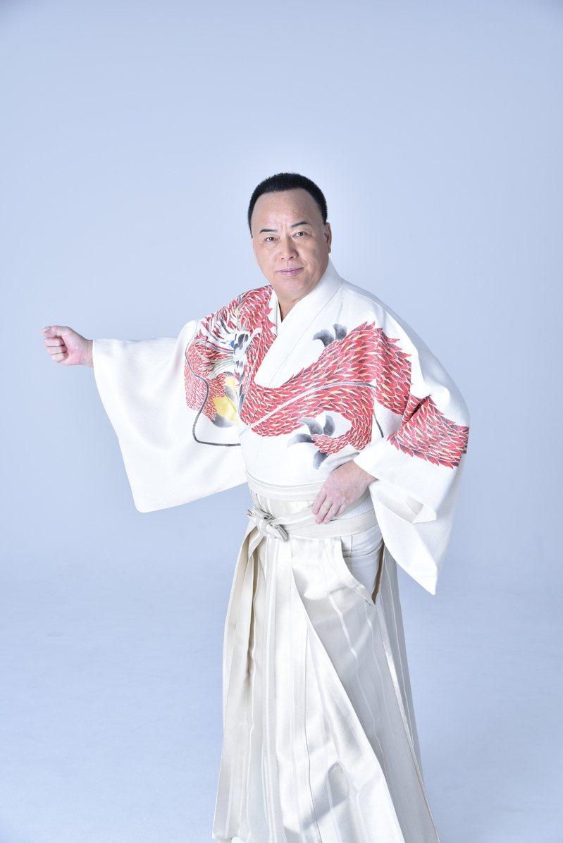「演歌歌王」細川貴志連續32年登上NHK紅白歌唱大賽。圖/台北國賓提供