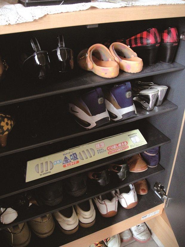 台隆手創館獨家販售的消臭除濕盒,可放置在小型空間內除濕消臭,售價300元。圖/台...