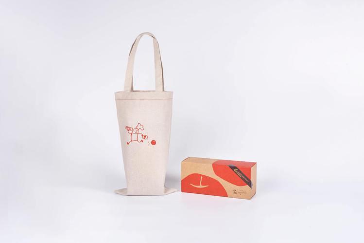 微熱山丘「蘋果酥」售價550元。圖/微熱山丘提供