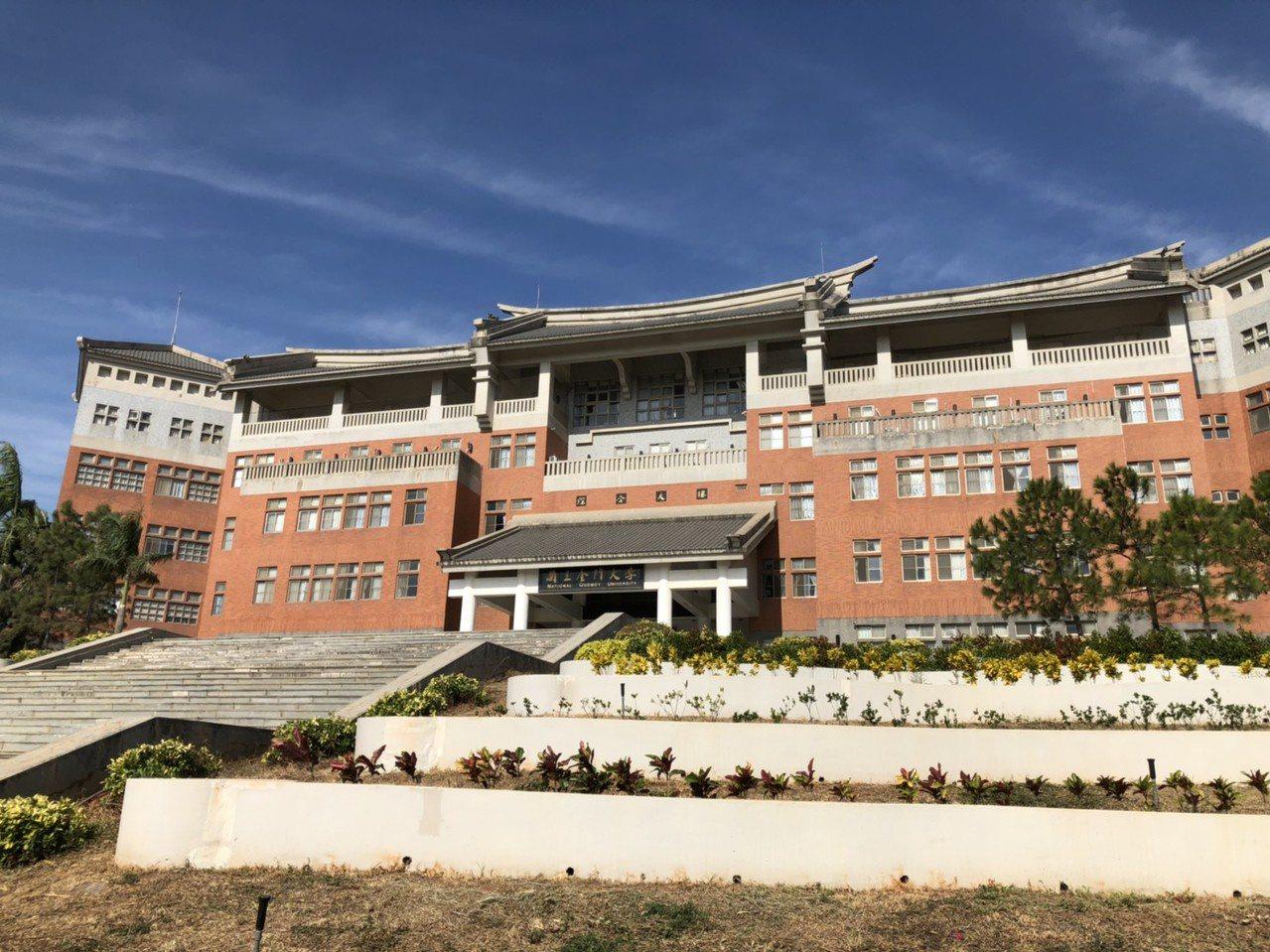 在港台生陸續回台,國立金門大學今天發佈聲明表示,願意向教育部申請提供「在港臺生回...