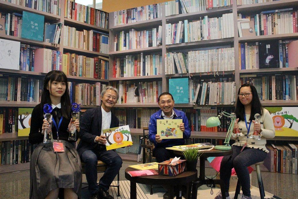 新北市文化局今舉行「2019新北市文學獎」、「玩字時代」及「新住民文學獎」3項文...