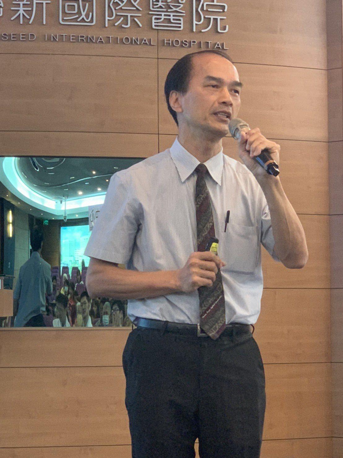聯新國際醫院糖尿病整合照護中心主任李麒麟以貼近生活口吻強調,失智症的症狀不只是記...