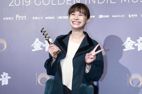 第十屆金音創作獎頒獎典禮在國父紀念館舉行,最佳另類流行單曲獎由鄭宜農《玉仔的心 Jade》獲獎。