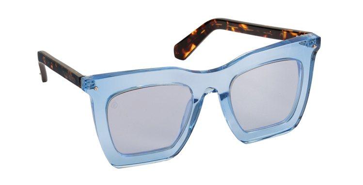 路易威登La Grande Belleza太陽眼鏡,售價17,400元。圖/LV...