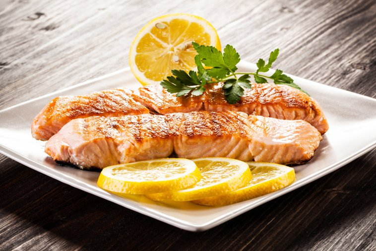 高油脂魚類