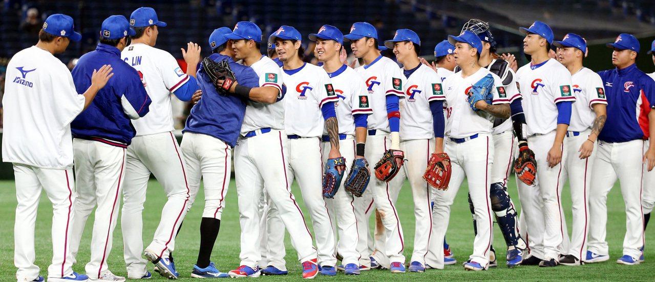 雖然無緣拿下奧運門票,中華隊這次仍帶給球迷精彩的比賽。 特派記者侯永全/攝影