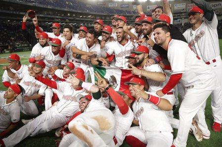 12強/墨西哥雙殺美國 延長賽再見安奪奧運門票