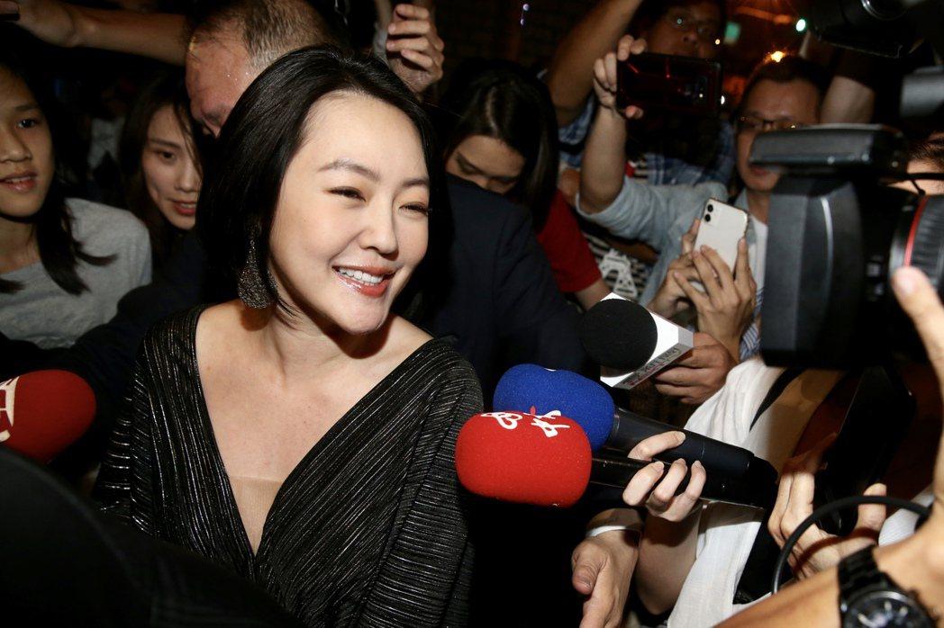 台灣第一名模林志玲與放浪兄弟成員AKIRA完成世紀婚禮,喜宴選在台南市美術館舉行...