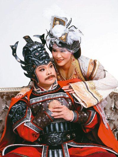 許亞芬歌子戲劇坊《夫人夜未眠》。 圖/傳統藝術中心提供
