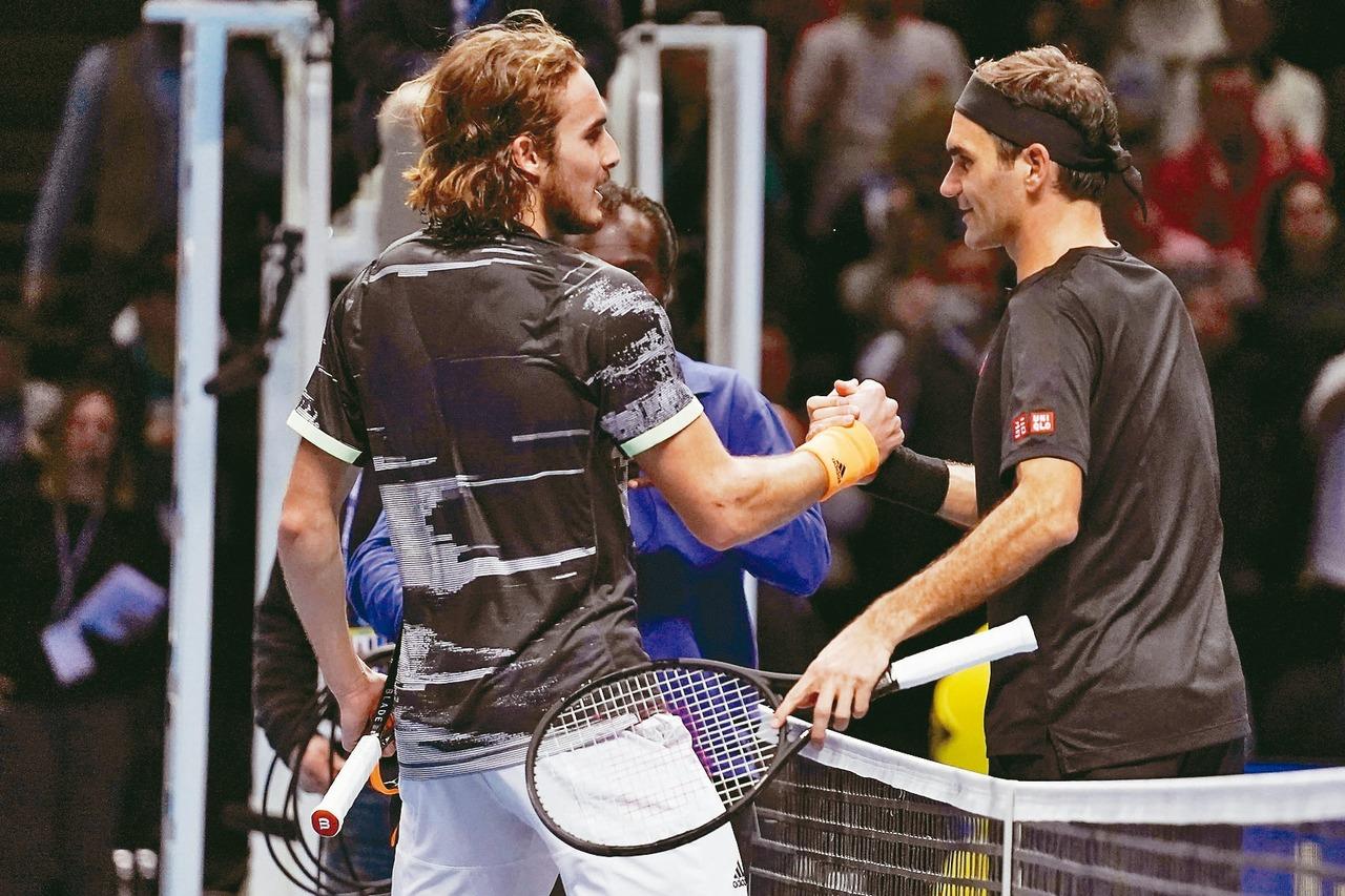 ATP年終賽/網壇世代交替? 費爸:每年都在講