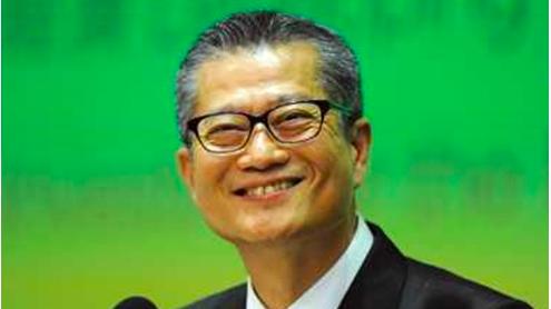 香港財政司長陳茂波撰文譴責嚴重違法暴行,行徑近乎恐怖主義。星島網資料照片
