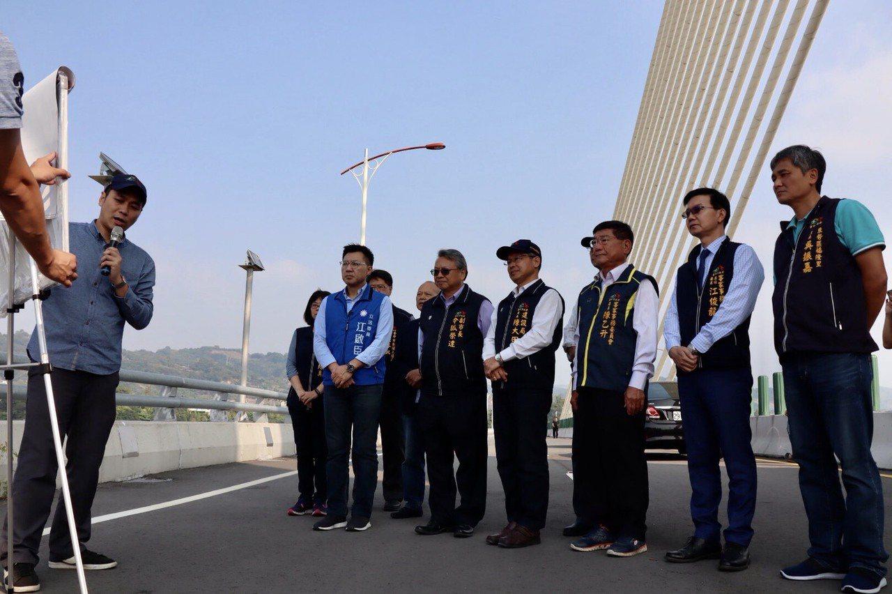 台中市政府今表示,明年9月完成東豐快環評。圖/市府建設局提供