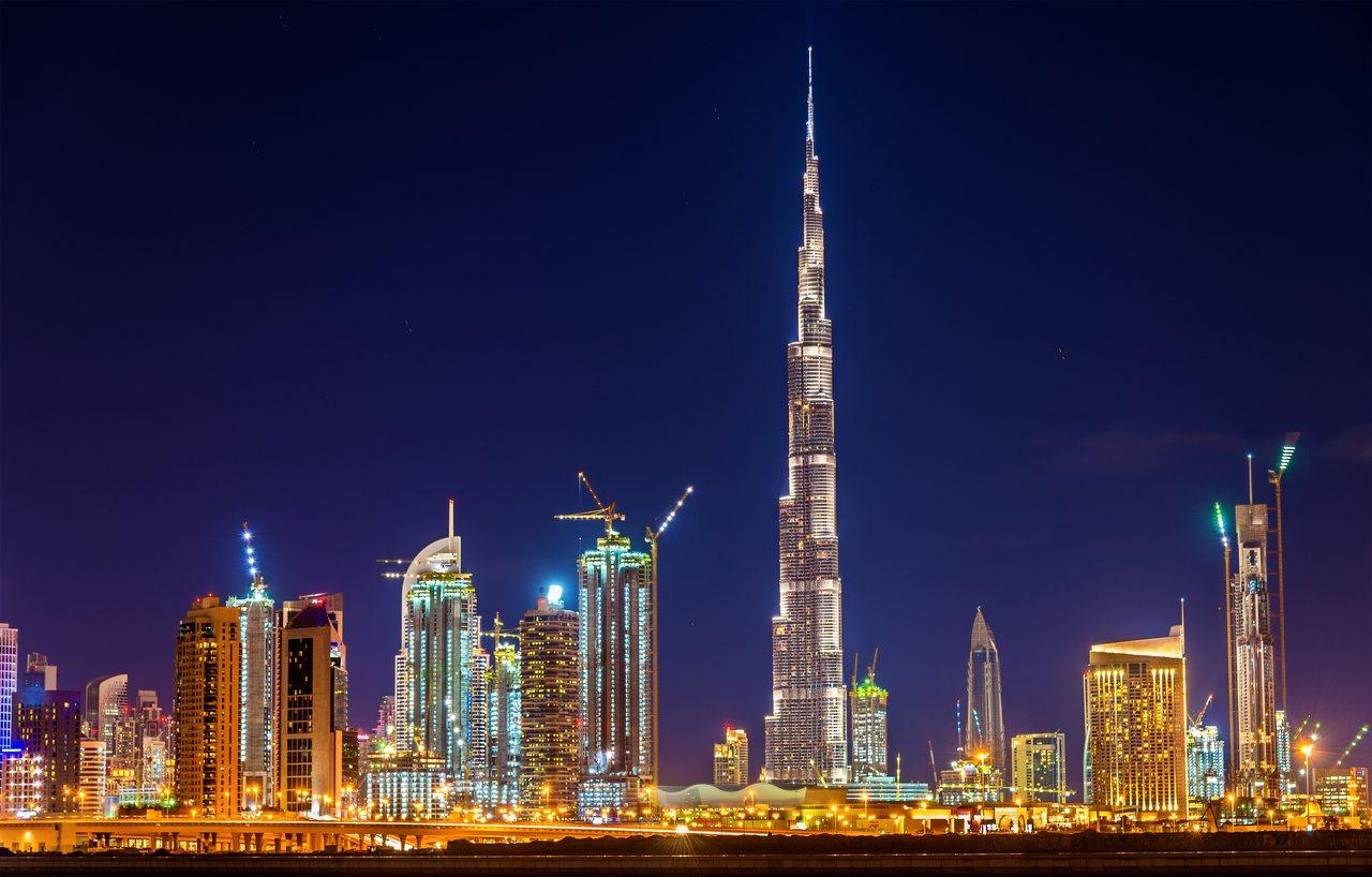 中東杜拜擁有全球最盛大的跨年煙火秀也是旅行社跨年檔期的明星商品之一。(照片提供:...