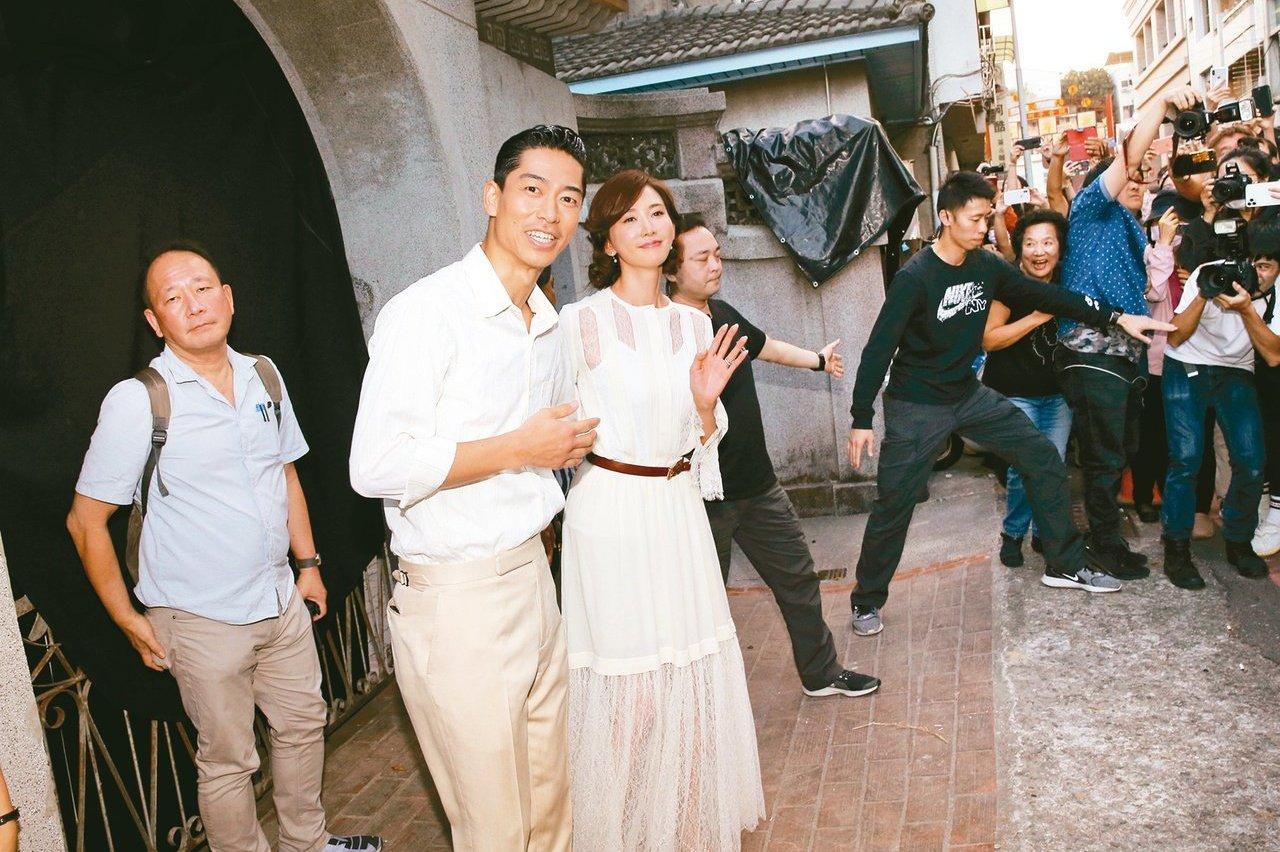 世紀婚禮今登場 志玲姐姐婚宴台、日食材入菜