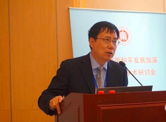 大陸中國社會科學院台灣研究所副所長張冠華建議,可考慮在特定地區和領域進行兩岸共同...