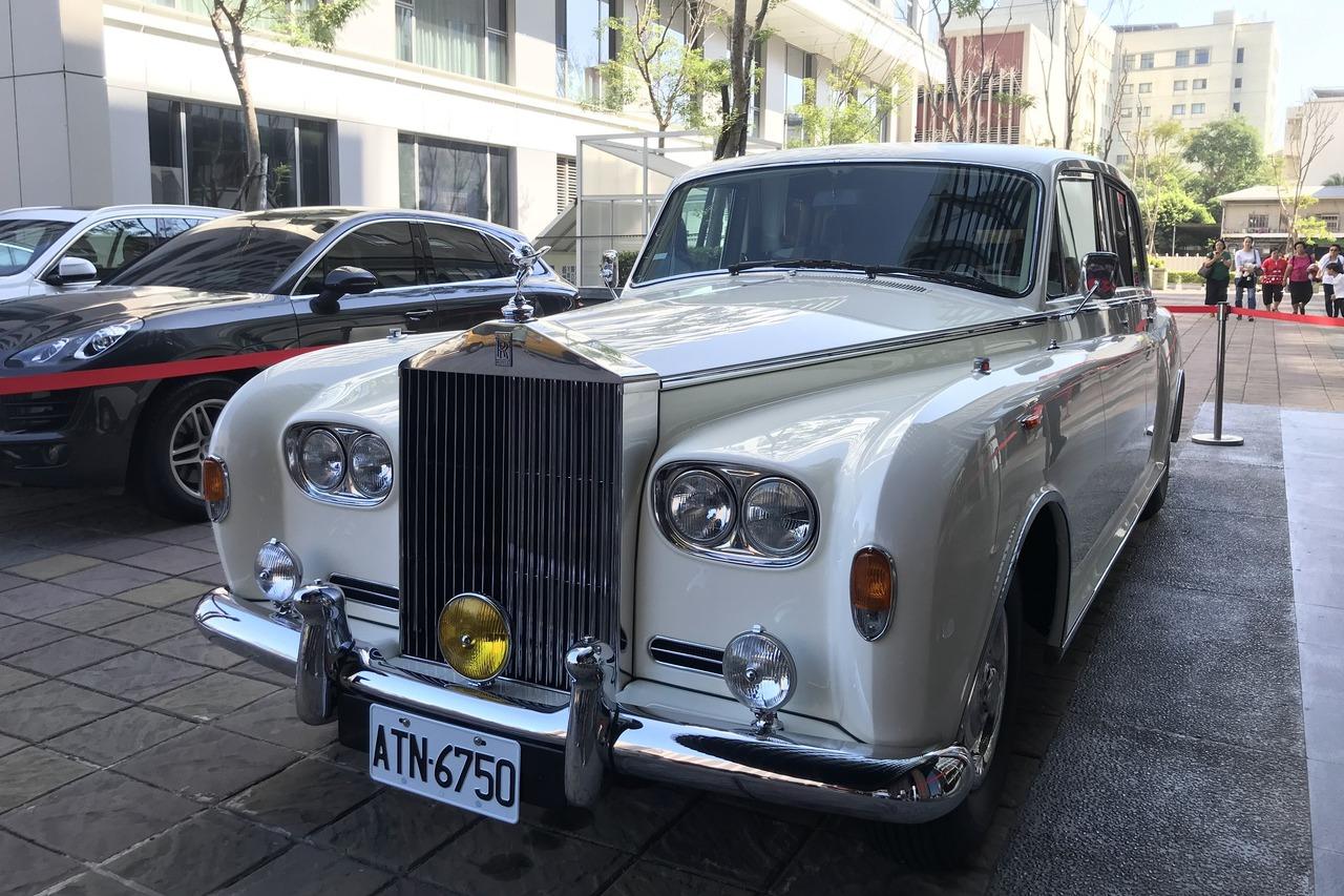 林志玲婚宴禮車超霸氣!勞斯萊斯Phantom VI全球僅限量三台、跟摩納哥國王同款