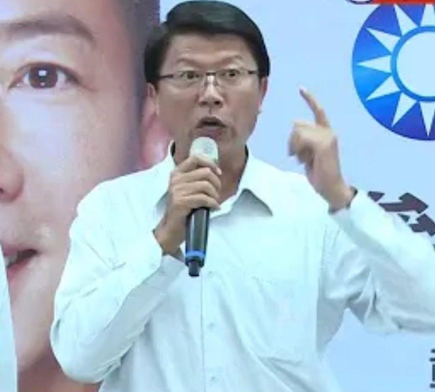 國民黨台南市黨部主委謝龍介。圖/報系資料照