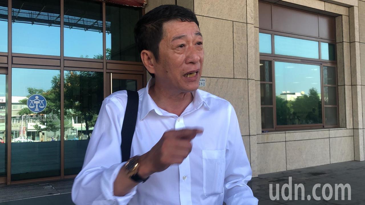 無黨籍的前立委林國慶參選嘉義縣山區選舉。圖/本報資料照片
