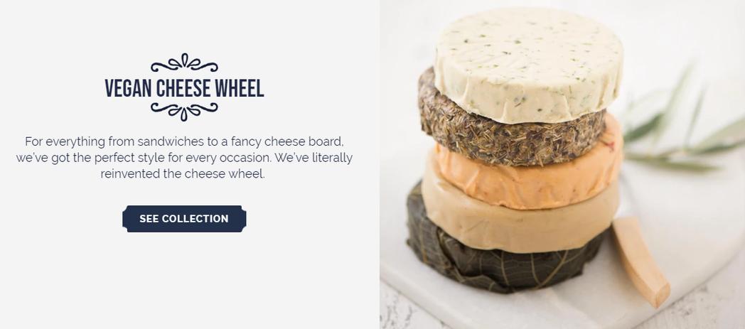 美國乳製品替代食品公司Miyoko's Kitchen在全美約1.2萬家門市供應...