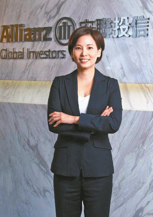 安聯投信基金經理人謝佳伶。 圖/安聯提供
