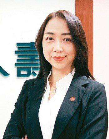 台灣人壽全民通訊處區經理張素鑾。 圖/張素鑾提供