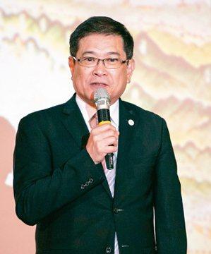 台電董事長楊偉甫
