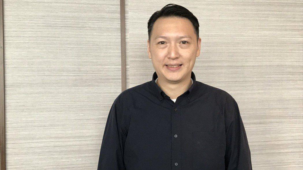燦坤總經理李佳峰以個人規劃為由辭職。 記者蔡銘仁/攝影