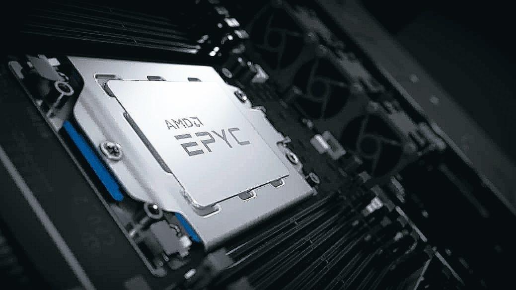 第二代AMD EPYC處理器問市後,技嘉至今已發表了28款伺服器。 圖/超微提供